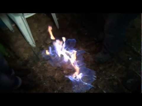 LA RINCONADA PERU CANTINA FIRE