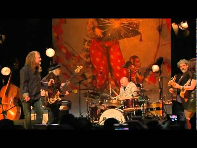 Robert Plant and The Band of Joy - Ramble On - 02-09-2011 - Nashville, TN