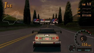 Gran Turismo 3 - Toyota ALTEZZA LM Race Car PS2 Gameplay HD