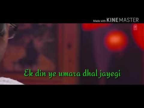 Tere Liye Khudko Movie: Sanam Re  Singer(s): Ankit Tiwari Music By: Mithoon Lyricist(s): Mithoon