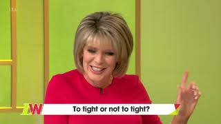 Shirley Loves Wearing Tights | Loose Women