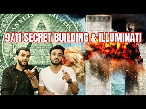 The Secret Building on 9/11 & ILLUMINATI Connection ( Hindi Urdu )