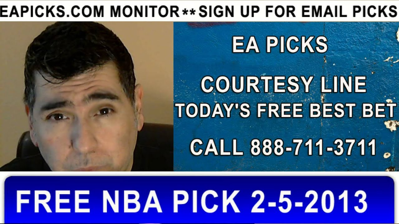 free nba pick today place sporting