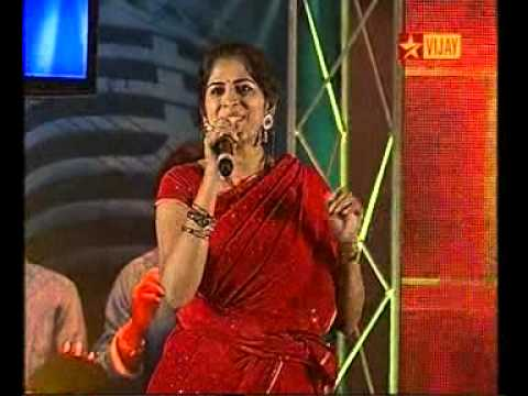 Pooja-Malavika performance at Airtel Super Singer !!!