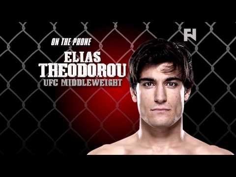 MMA Meltdown with Gabriel Morency  Elias Theodorou  UFC 179  Part 1