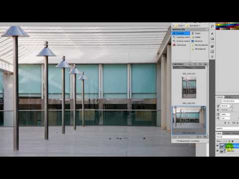 Tutorial Photoshop: Tecnica de enfoque profesional, no destructivo