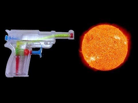 Оружие в космосе (Vsauce на русском)