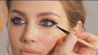 The Feline Flick - Cat Eye Make-up Tutorial | Charlotte Tilbury | @CTilburyMakeup