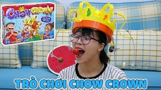 Đồ Chơi Chow Crown - Vương Miện Đồ Ăn Vui Nhộn