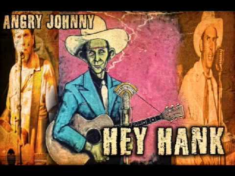 Angry Johnny And The Killbillies - Hey Hank