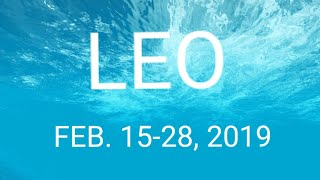 💐LEO,🌠 🤗😓😫DREAM REUNION! DON'T  MESS IT UP! FEB. 15-28, 2019 GENERAL READING!