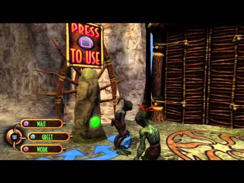 Oddworld Munch's Oddysee HD gameplay (PS3) The first ten minutes.