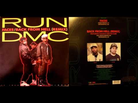Run DMC - Back From Hell feat. Ice Cube & Chuck D (Remix Full-Length Version)