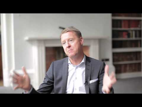 How Ericsson Enables The Internet | Keen On... Hans Vestberg