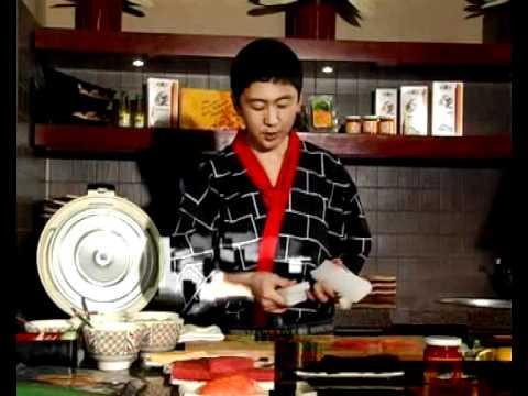 Оси Дзуси прессованные суши
