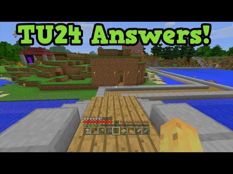 Minecraft Xbox One + PS4 TU24 Servers Realms Release Date talk