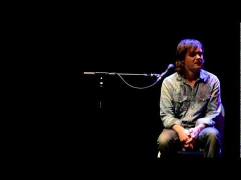 Roddy Woomble - Making Myths New Song (Live at Exeter Phoenix)