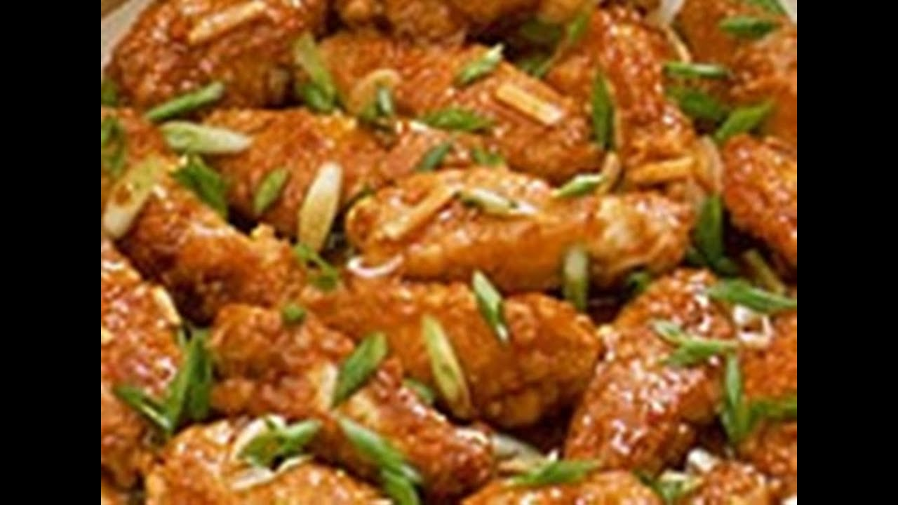 Chinese Food Chicken Wings Chicken Wings Chinese