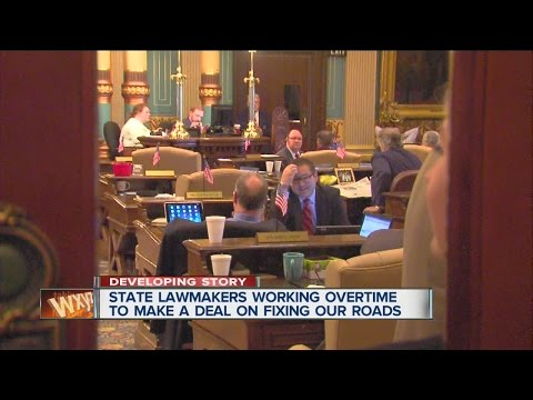 State lawmakers working overtime to make a deal on fixing our roads