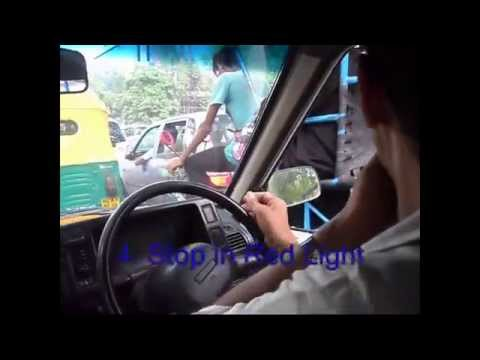 How to Drive Car in Delhi