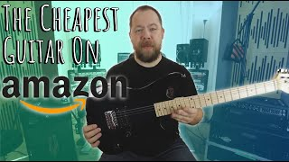 Download Lagu The Cheapest Guitar On Amazon! Gratis STAFABAND