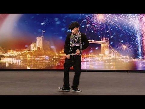 Aiden Davis - Britain's Got Talent - Show 6