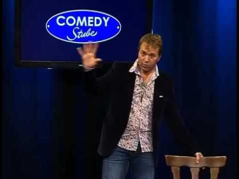 Comedy Stube Toilette - Heinrich del Core