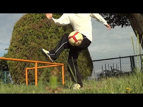 [動画]2013/06/12 Freestyle Football