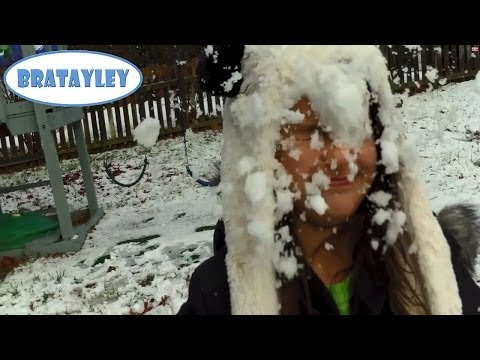 Snowball to the Face! WK (153.7) | Bratayley