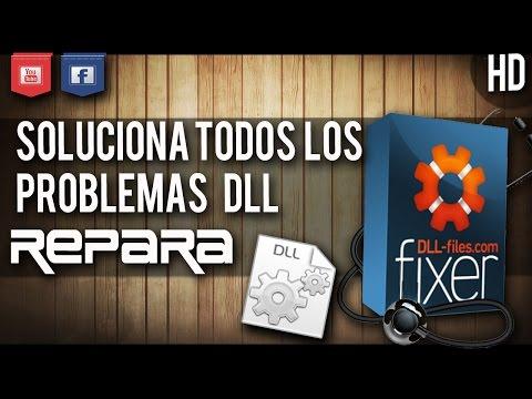 COMO DESCARGAR E INSTALAR ARCHIVOS .dll   DLL - Files Fixer Full
