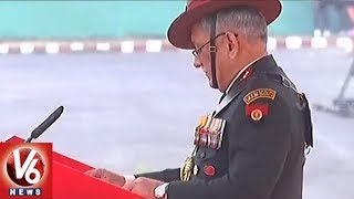 Army Day : Chief Gen Bipin Rawat Warns Pakistan For Supporting Terrorists | Delhi