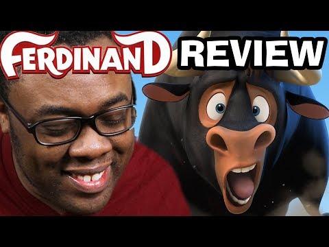 FERDINAND - Movie Review with Spoilers (Black Nerd)