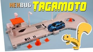 HexBug Tagamoto Motorized Smart Cars React to the Track Review