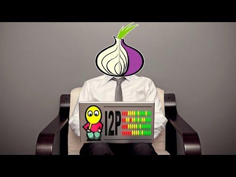 КАК РАБОТАЕТ TOR и I2P?