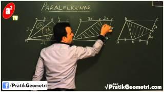 Paralelkenar - Önder Hoca ile Pratik Geometri