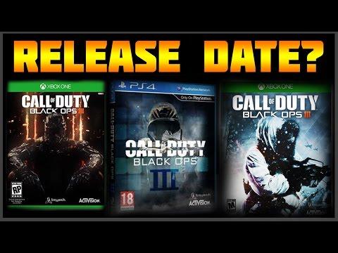 Cod 4 release date in Sydney