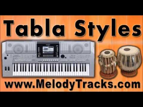Wo kehte hain humse - Tabla Styles Yamaha PSR S Keyboards -...