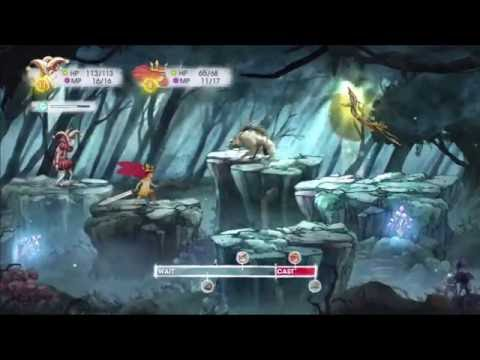 Child of Light [Part 3] - Journey to a Giant, Both Intimidating and Defiant!
