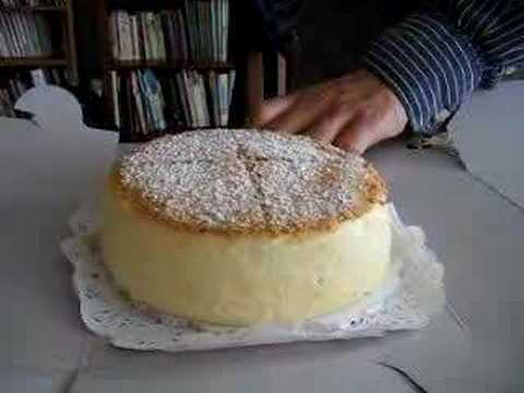 How to cut a cheese cake from Zanze's Cheesecake