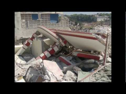 DAMASCUS - Syria Becoming .. RUINOUS HEAP .. BODIES Piled: UN HOTEL BOMB 8.15.12