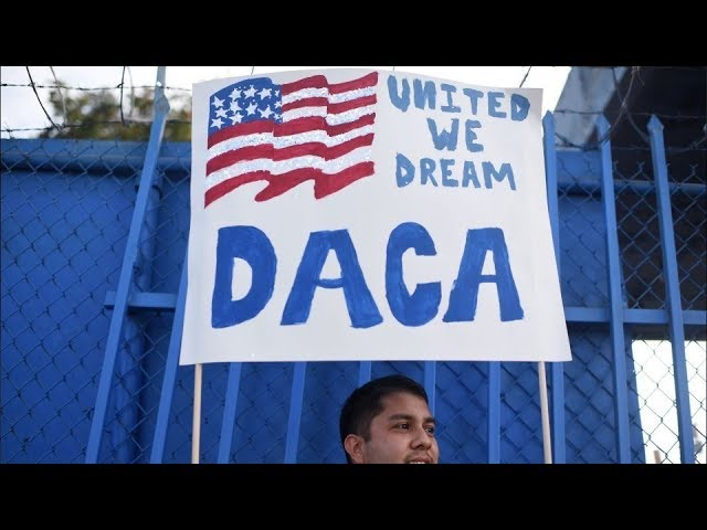 Federal Judge Temporarily Blocks Decision To End DACA Program | Los Angeles Times