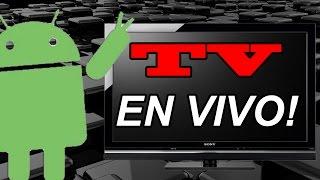 TV GRATIS EN VIVO EN TU ANDROID - LA MEJOR APP - Canal 5 / Univision / Canal de las estrellas Y MAS