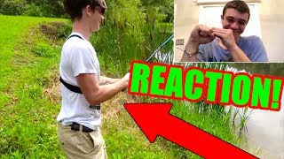 Reacting to my FAVORITE VIDEO!!!