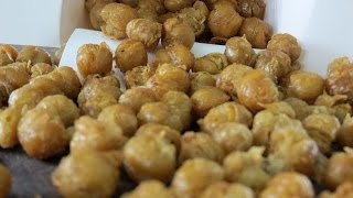 Fried Chickpeas -- The Frugal Chef