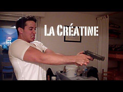 La Créatine C'est Comme Les Stéroïdes - YouTube