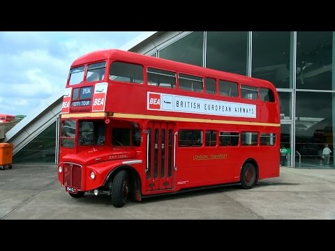 Showbus 2014 - The Routemasters