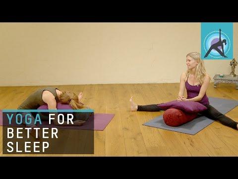 Yoga for better sleep, Part 1