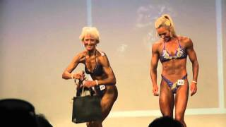 NABBA WFF Nationals Auckland, 11 October 2014 Part 4