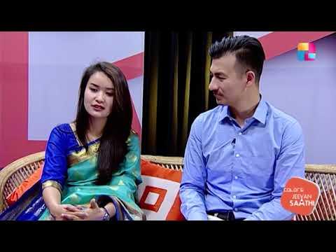 Just Married | Subani Moktan & Sujan Shrestha | JEEVAN SAATHI WITH MALVIKA SUBBA