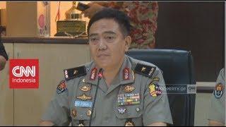 Korban Polisi yang Gugur Mayoritas Luka Bacok di Leher, Update Mako Brimob